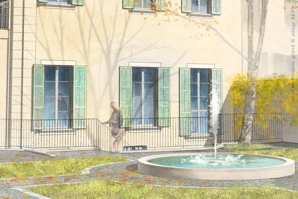 Histoire et Patrimoine immobilier NDA Architectes rénovation logements bastide Marseille