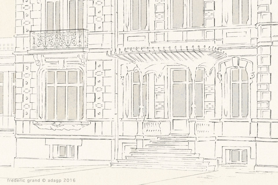Restauration de la Folie Guillemot et son annexe (XIXe s.) - RENNES (35)