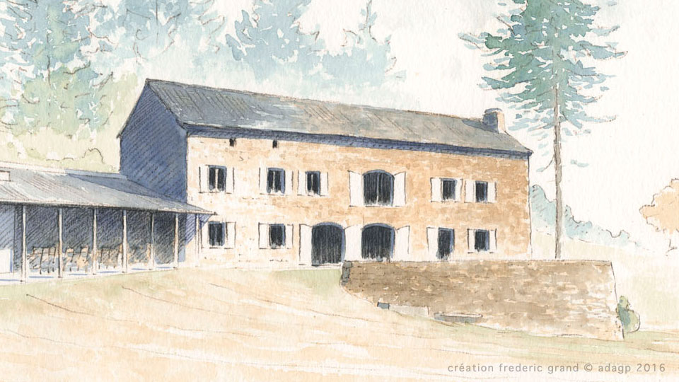 particulier rénovation maison A Durnerin Architectes Tence